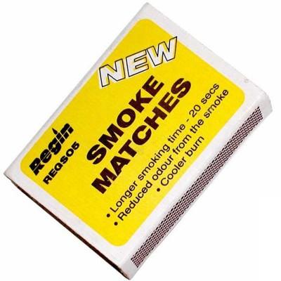 Smoke Matches & Pellets