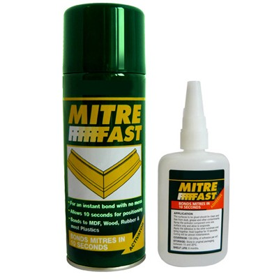 Mitre Fast Bonding System Kit Mitre Bond Kits Discount