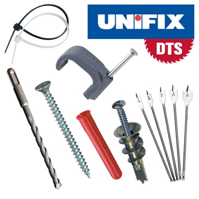 Electricians Fixings Packs