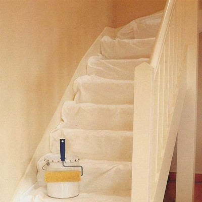 Contractors Staircase Dust Sheet Cotton Twill 24 X 3