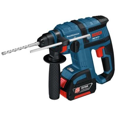 Cordless SDS Hammer Drills