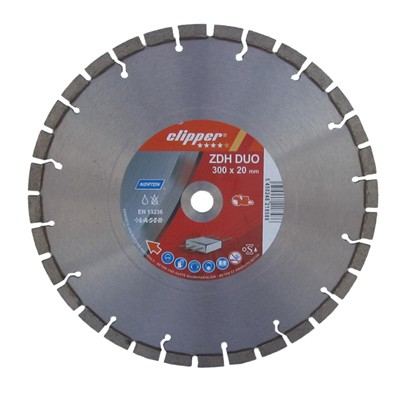 Norton Clipper Diamond Blades