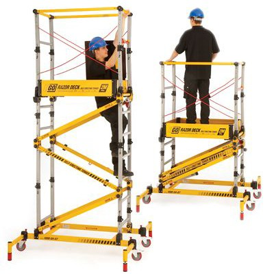 Ugo Razor Deck 200 Extra Self Erecting Tower Please