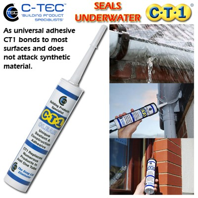 Ct1 Sealant Adhesive All In 1 Ct1 Discount Trade