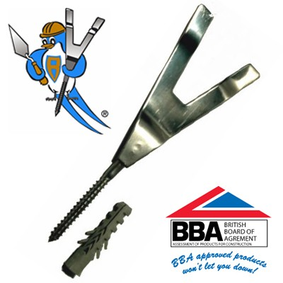 Bluebird Screw Ties