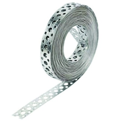 Builders Galvanised Fixing Bands