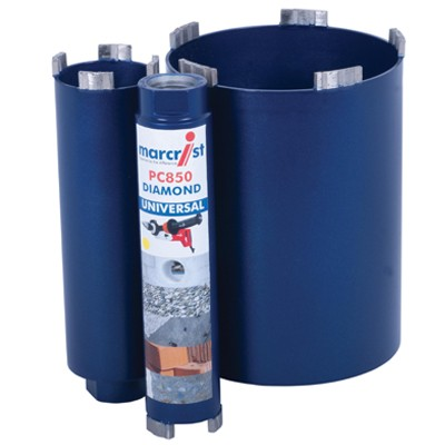 Marcrist PC850 Diamond Percussion Cores