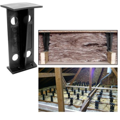 Loft Flooring Legs Insulation Spacers Hardware