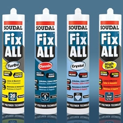 Soudal Fixall Sealants