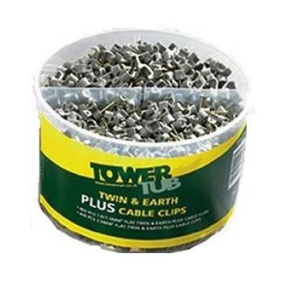 Cable Clip Trade Tubs