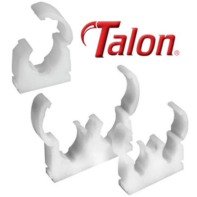 Talon Pipe Clips