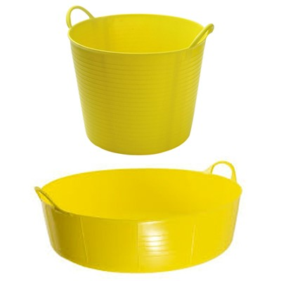 Gorilla Tubs & Buckets