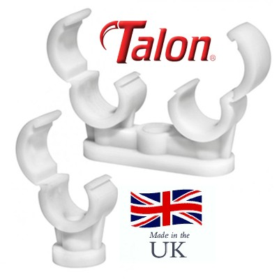 Talon Quick Lock Pipe Clips