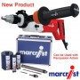 Marcrist DDM1 Diamond Drill c/w PC850 3pc Diamond Core Kit