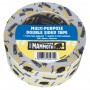 Everbuild Mammoth Multi Purpose Double Sided Tape - White
