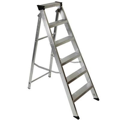 Builders Step Ladders