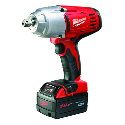 Impact Drivers & Wrenches