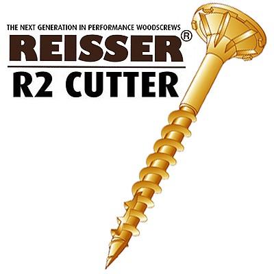 Reisser Cutter Screws