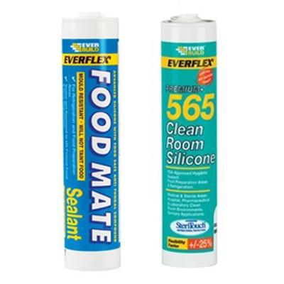 Food Safe & Clean Room Sealants