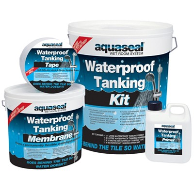 Damp Proofing & Tanking Products