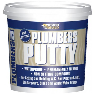 Plumbers Putty & Compounds