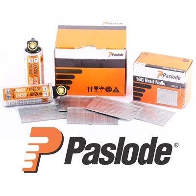 Collated Nail & Gas Packs (Paslode Type Tools)