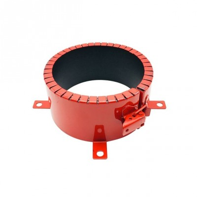 Fire collars and wraps