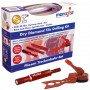 Marcrist PG750X Dry Diamond Tile Drill Kit with Drill Guide